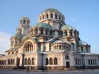 The Alexander Nevsky Cathedral in Sofia